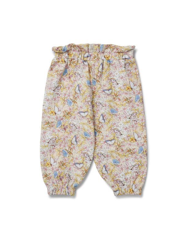 May Gibbs x Walnut Melboune Fern Pant Gum Blossom Back