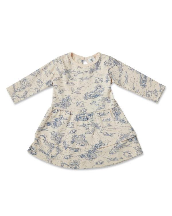 May Gibbs x Walnut Melbourne Lucky Dress Little Obelia