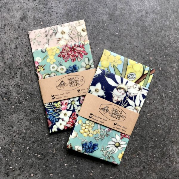 May Gibbs Beeswax Wraps
