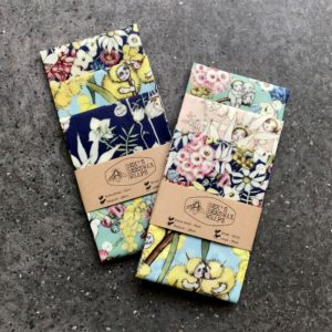 May Gibbs Beeswax Wraps 4 Pack