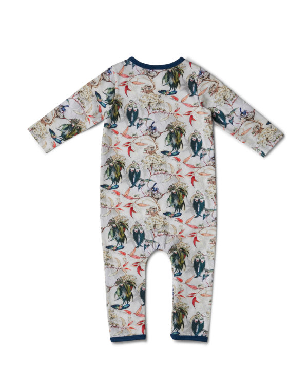 May Gibbs x Walnut Melbourne Scout Onesie Tree Tops