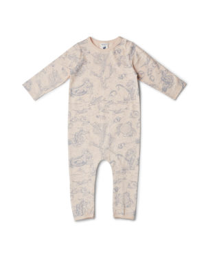 May Gibbs x Walnut Melbourne Scout Onesie Little Obelia