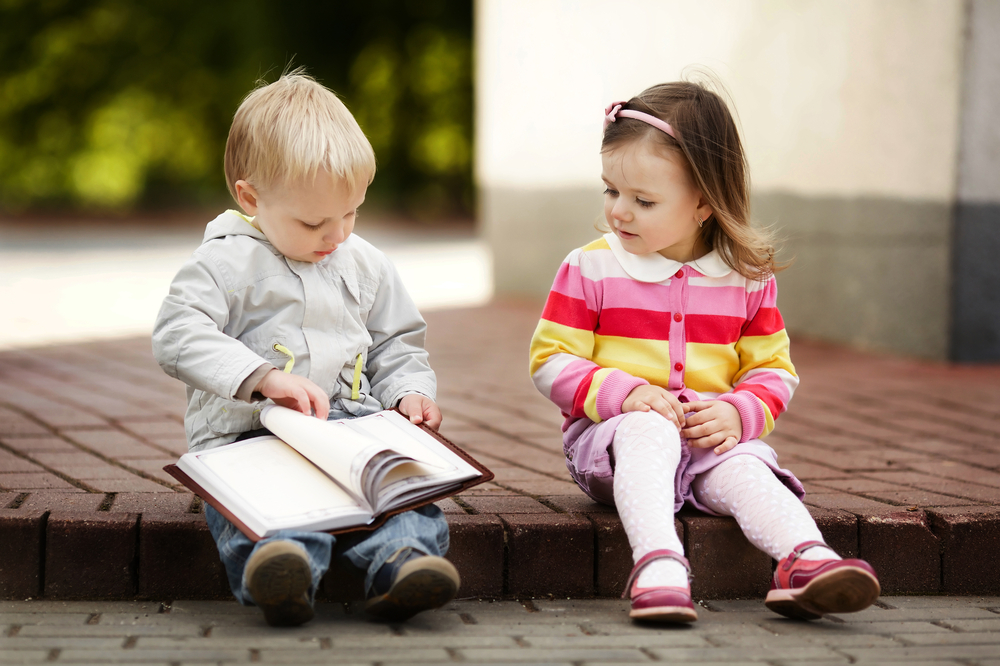 Literature in early childhood education