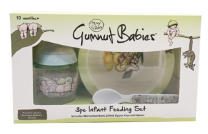 May Gibbs BIG W Infant Feeding Set