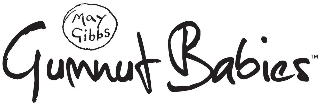May Gibbs Gumnut Babies logo