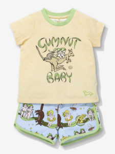 May Gibbs x Peter Alexander Sleepwear - Baby Gumnut PJ Set