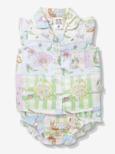 May Gibbs x Peter Alexander - Baby May Gibbs Patchwork PJ Set