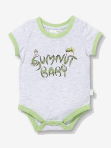 May Gibbs x Peter Alexander - Baby Gumnut Bodysuit