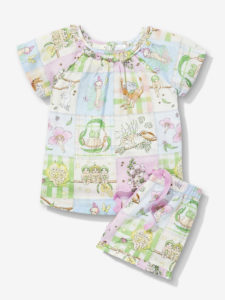 May Gibbs x Peter Alexander Sleepwear - Jnr Girls May Gibbs Patchwork PJ Set