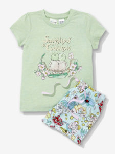 May Gibbs x Peter Alexander - Jnr Girls Snugglepot Pj Set