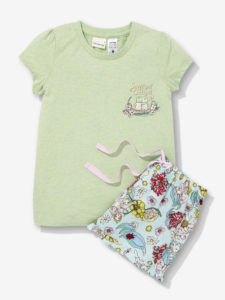 May Gibbs x Peter Alexander - Girls Snugglepot Pj Set