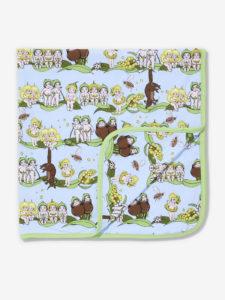 May Gibbs x Peter Alexander - Baby Gumnut Blanket