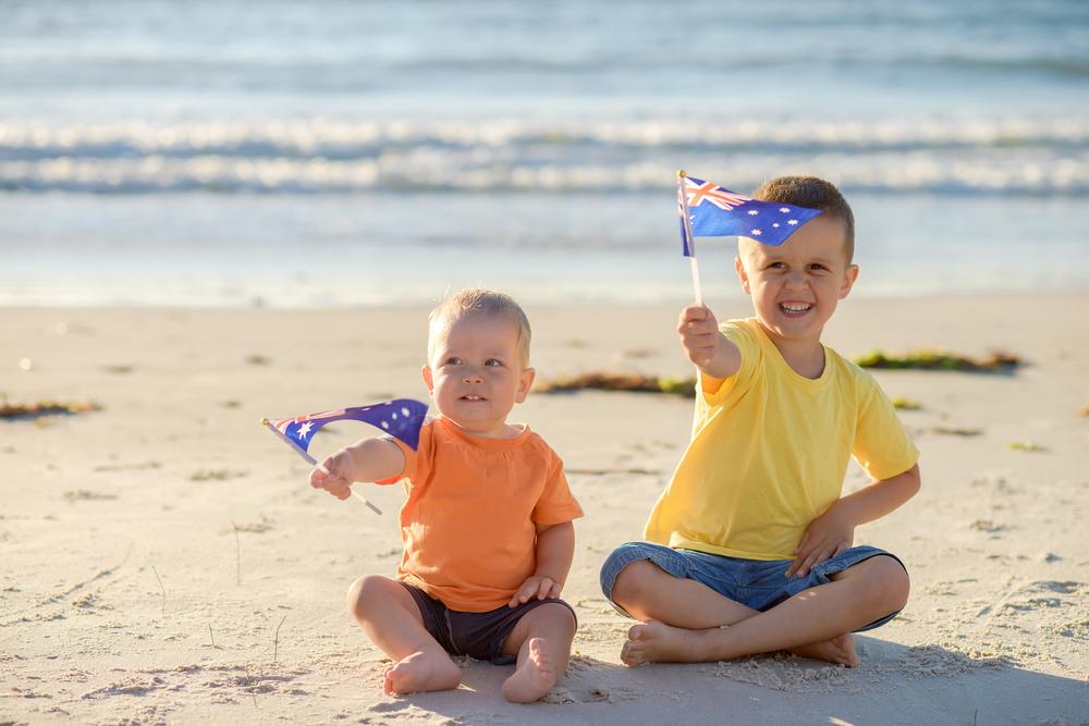 Outdoor Australia Day Activities for Kids