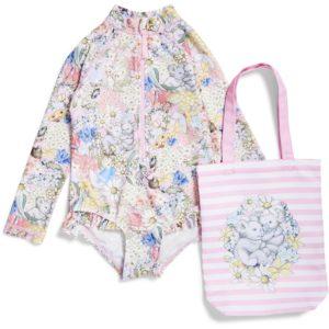 May Gibbs Girls Paddle Suit