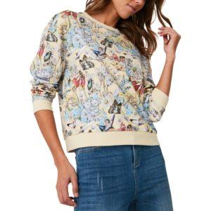May Gibbs Ladies Sweatshirt