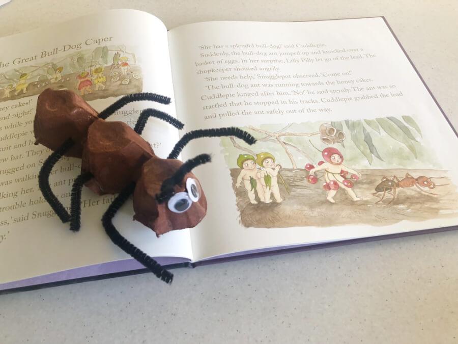 Bulldog Ant Craft